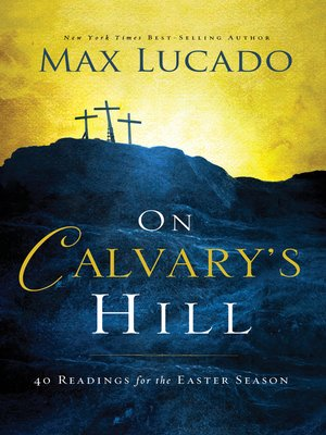 cover image of On Calvary's Hill