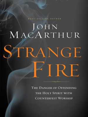 cover image of Strange Fire