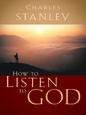 cover image of How to Listen to God