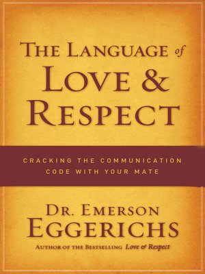 cover image of The Language of Love & Respect