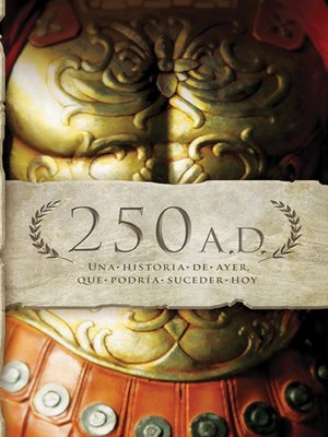 cover image of 250 A. D.