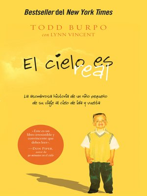 cover image of El cielo es real