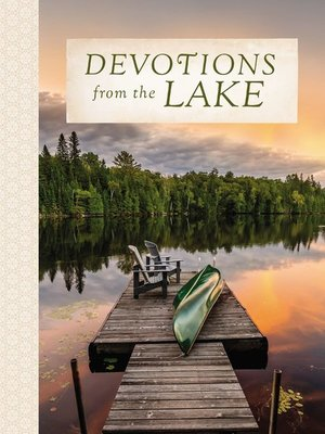 cover image of Devotions from the Lake