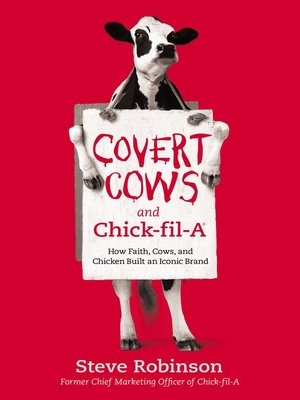 cover image of Covert Cows and Chick-fil-A
