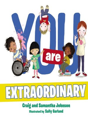 cover image of You Are Extraordinary
