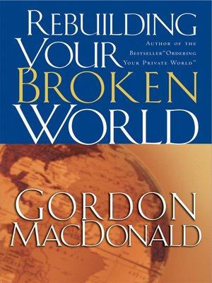 gordon macdonald ordering your private world pdf