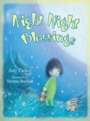 cover image of Night Night Blessings