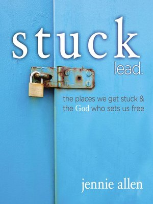 cover image of Stuck Leader's Guide