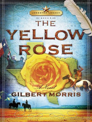 cover image of The Yellow Rose