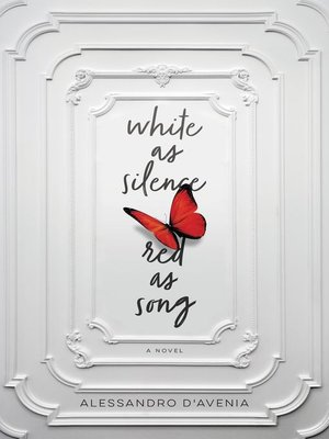 cover image of White as Silence, Red as Song