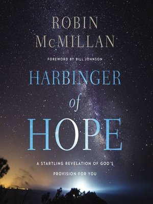 cover image of Harbinger of Hope