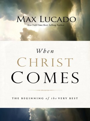 cover image of When Christ Comes