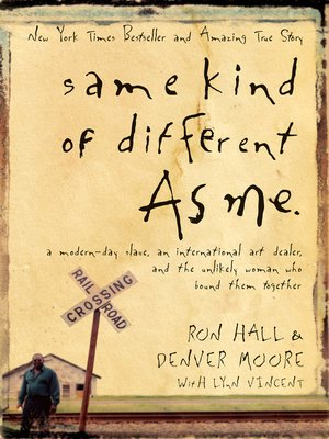 cover image of Same Kind of Different As Me