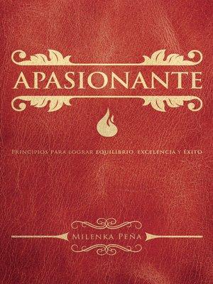 cover image of Apasionante