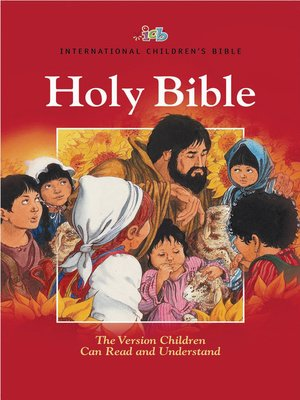 cover image of International Children's Bible, eBook
