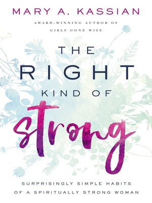 cover image of The Right Kind of Strong