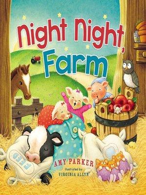 cover image of Night Night, Farm