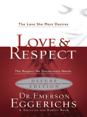 cover image of Love & Respect Book & Workbook 2 in 1