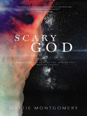 cover image of Scary God