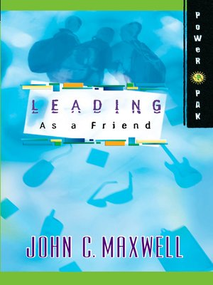 cover image of Leading as a Friend