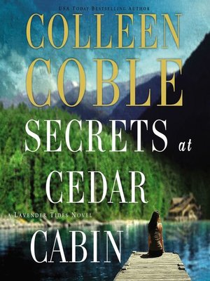 cover image of Secrets at Cedar Cabin
