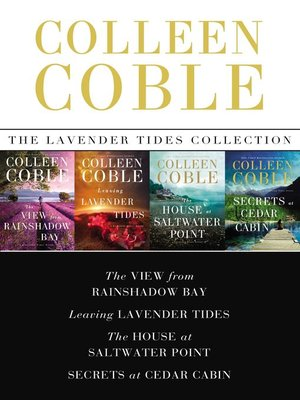 cover image of The Lavender Tides Collection