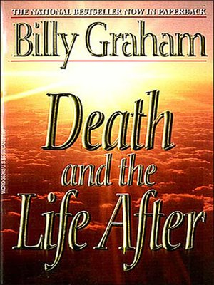cover image of Death and the Life After