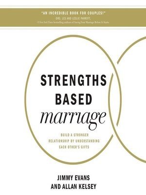 cover image of Strengths Based Marriage