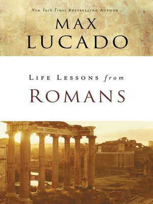 cover image of Life Lessons from Romans