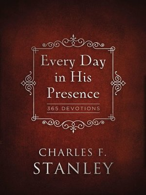 cover image of Every Day in His Presence