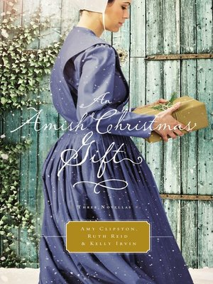 cover image of An Amish Christmas Gift