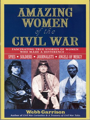 cover image of Amazing Women of the Civil War