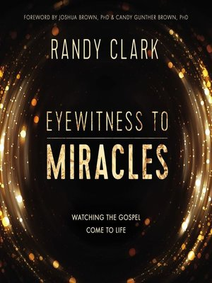 cover image of Eyewitness to Miracles