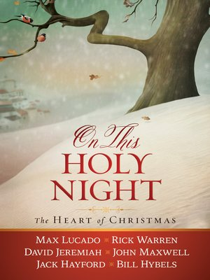 cover image of On This Holy Night