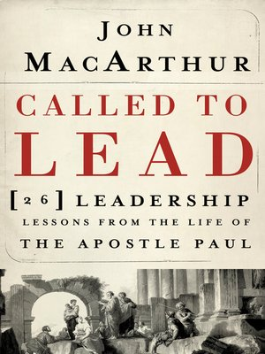 cover image of Called to Lead