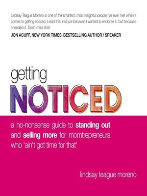 cover image of Getting Noticed
