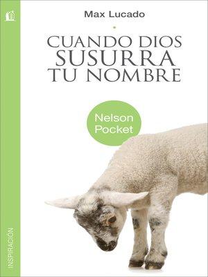 cover image of Cuando Dios susurra tu nombre