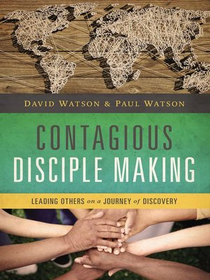 cover image of Contagious Disciple Making