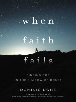 cover image of When Faith Fails
