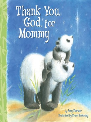 cover image of Thank You, God, For Mommy