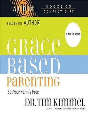 cover image of Grace-Based Parenting