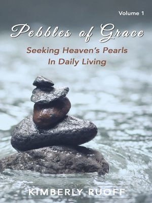 cover image of Pebbles of Grace