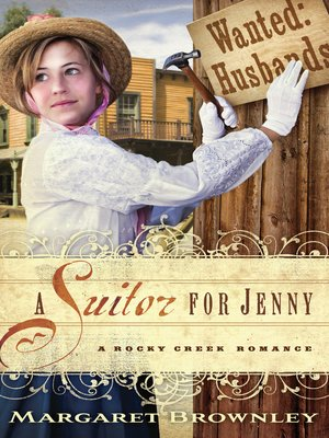 cover image of A Suitor for Jenny