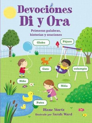 cover image of Devociones Di y Ora