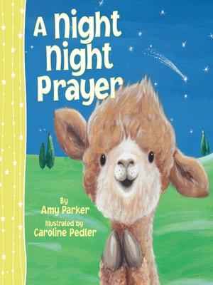 cover image of A Night Night Prayer