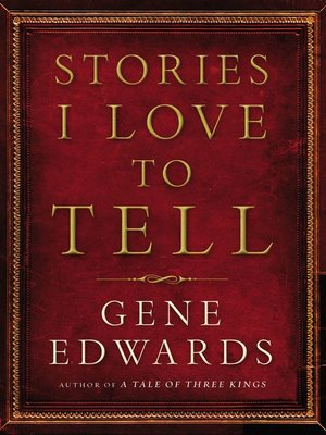 cover image of Stories I Love to Tell