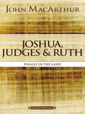 cover image of Joshua, Judges, and Ruth
