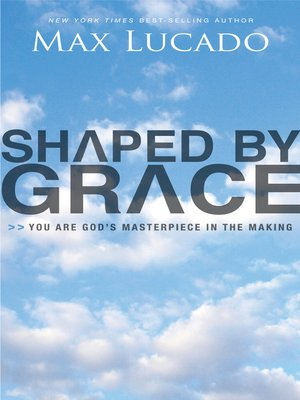 cover image of Shaped by Grace