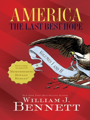 cover image of America: The Last Best Hope