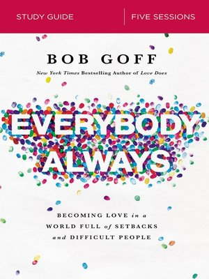 cover image of Everybody, Always Study Guide